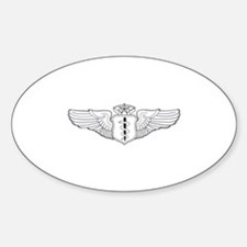 Flight Surgeon Oval Decal
