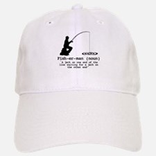 Definition of Fisherman Baseball Baseball Cap