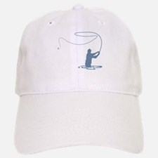 Flycasting Baseball Baseball Cap