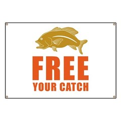 Free You Catch Banner