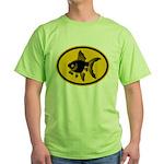 Goldfish Green T-Shirt