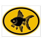 Goldfish Small Poster