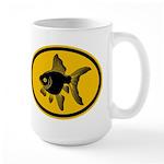 Goldfish Large Mug