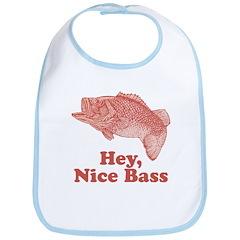 Hey, Nice Bass Bib