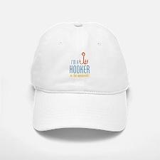 Hooker On Weekends Baseball Baseball Cap