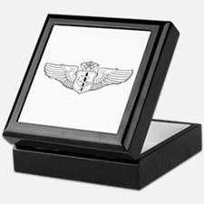 Flight Nurse Keepsake Box