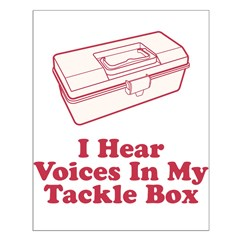 Voices In My Tackle Box Posters