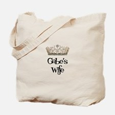 Gabe's Wife Tote Bag
