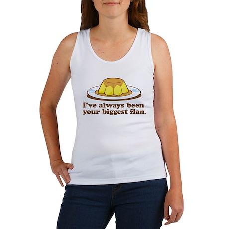 Biggest Flan - Women's Tank Top