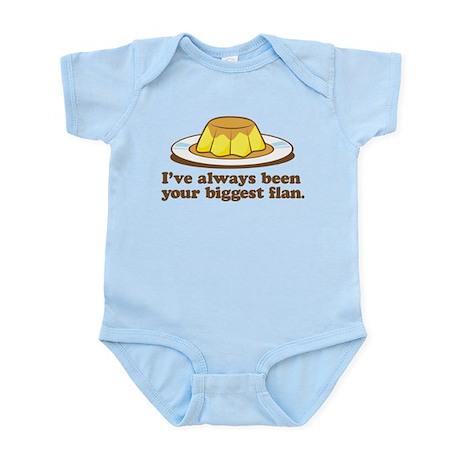 Biggest Flan - Infant Bodysuit
