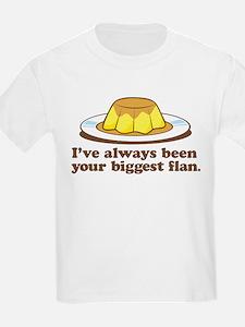Biggest Flan - T-Shirt
