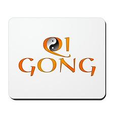 Qi Gong Design Mousepad