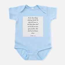 LUKE  21:6 Infant Creeper