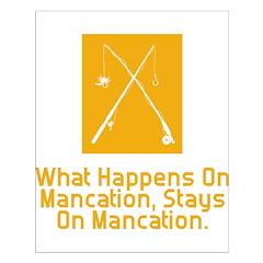 Mancation Posters