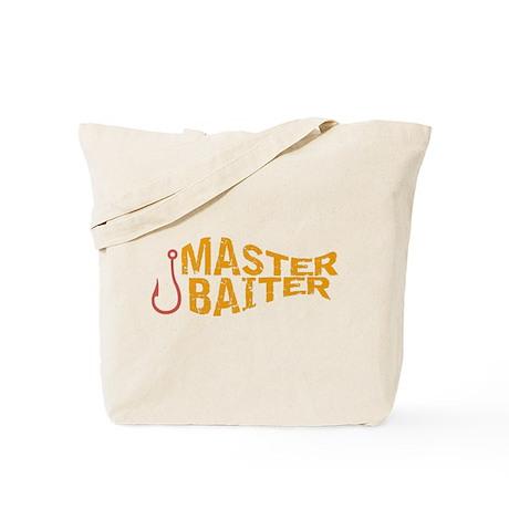 Master Baiter Tote Bag