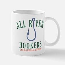 All River Hookers Mug