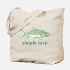 Simply Carp Tote Bag