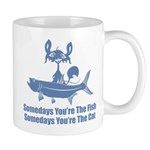 Somedays You're The Cat Mug