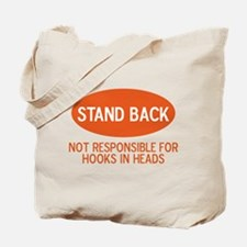 Stand Back Tote Bag