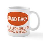 Stand Back Mug