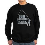 Surfcasters Longer Rods Sweatshirt (dark)