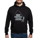 Surfcasters Longer Rods Hoodie (dark)