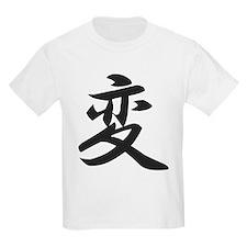 Kanji for Change T-Shirt