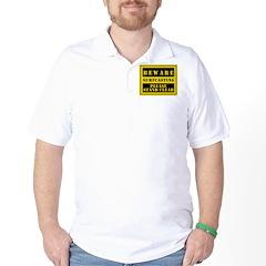 Beware : Surfcasting T-Shirt