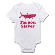 Tarpon Slayer Infant Bodysuit