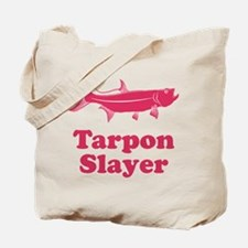 Tarpon Slayer Tote Bag