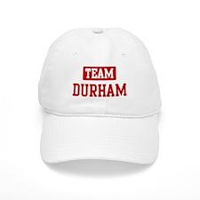 Team Durham Baseball Cap