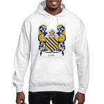 Lira Family Crest Hooded Sweatshirt