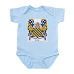 Lira Family Crest Infant Creeper