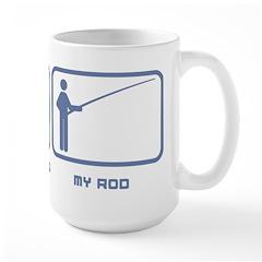Your Rod / My Rod Mug