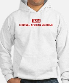 Team Central African Republic Hoodie