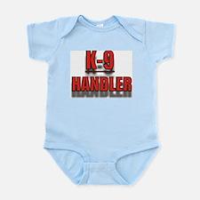 """""""K-9 HANDLER"""" Infant Creeper"""