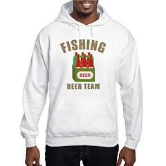 Fishing Beer Team Hoodie