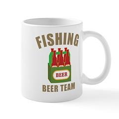 Fishing Beer Team Mug