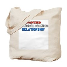 Wanted: Meaningful ... Tote Bag