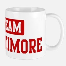 Team Baltimore Mug