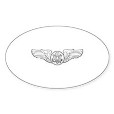 Enlisted Aircrew Oval Decal