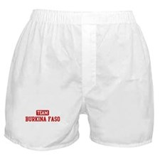 Team Burkina Faso Boxer Shorts