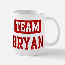 Team Bryan Mug