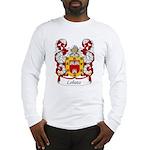Lobato Family Crest Long Sleeve T-Shirt