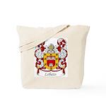 Lobato Family Crest Tote Bag