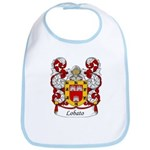 Lobato Family Crest Bib