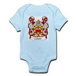 Lobato Family Crest Infant Creeper