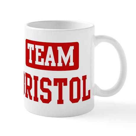 Team Bristol Mug