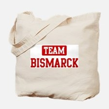 Team Bismarck Tote Bag