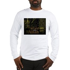 There is no God but Allah Long Sleeve T-Shirt